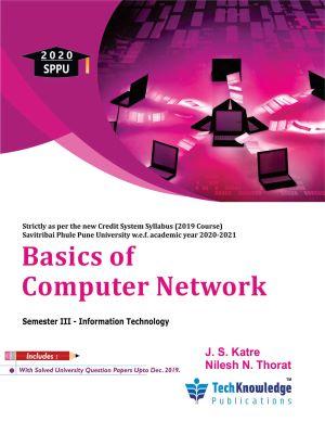Basics of Computer Network SE IT Techknowledge Pub
