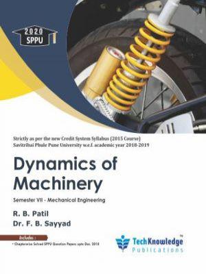 Dynamics of Machinery BE Mech Techknowledge Pub