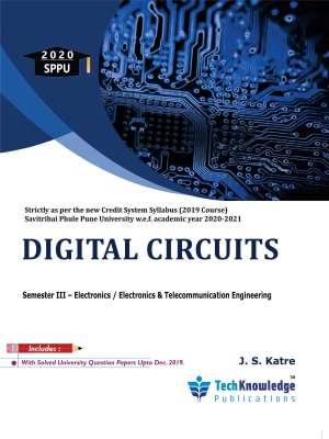 Digital Circuits SE EnTC Techknowledge Pub