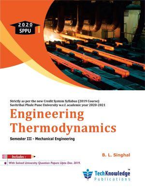 Engineering Thermodynamics SE Mech Techknowledge Pub