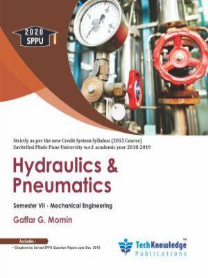 Hydraulics and Pneumatics BE Mech Techknowledge Pub